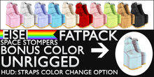 Blah.[Eisei / Space Stompers] FATPACK Unrigged