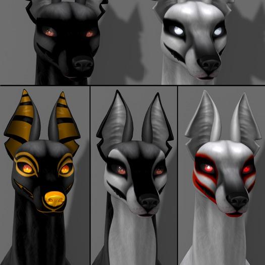 Second Life Marketplace Kakurenbo 5 Appliers Hellhund
