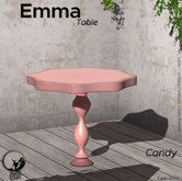 *PC* Emma Table - Candy