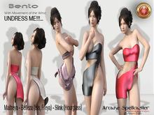 bag Undress Zelda BENTO  *Arcane Spellcaster* Ak-Creations