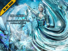 -DNC- Ice Queen - Female Bento Pose