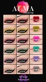 ALMA Makeup - Geisha  - Omega
