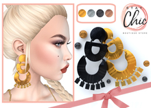 Stay Chic - Makena earrings