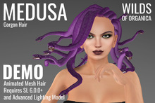 [ WoO ] Medusa Gorgon Hair (DEMO)