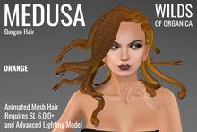 [ WoO ] Medusa Gorgon Hair (ORANGE)
