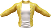 RIOT / Ace Leather jacket - Goldenrod   Jake / Gianni / Slink / Adam
