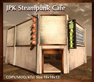 **JPK Steampunk Cafe BOX