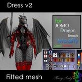 Furry Andy - Dress v2 for Jomo Dragon Female
