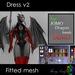 DEMO - Furry Andy - Dress v2 for Jomo Dragon Female