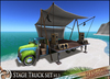 HeadHunter's Island - Stage truck set v 1.3- w/ stage equipment/light system/drink givers-decor - 40+ animations - MESH