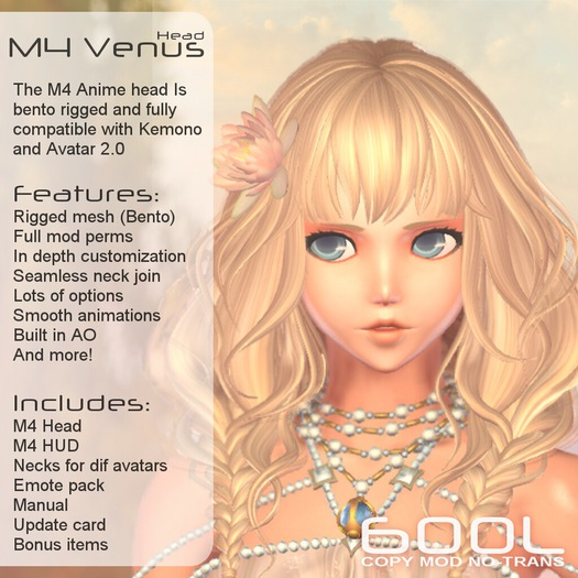 <UTILIZATOR> - M4 Venus Head