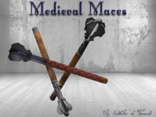 """CdT"" Medieval Maces"