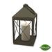 -Mint- Metal Lantern