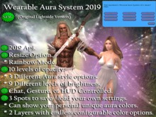 Wearable Personal Aura System v9.12