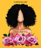 F.Q. Cantu Full wig