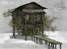 -DRD- Swamp Shack - Complete