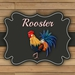 DFS TEXTURE - Rooster