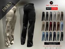 A&D Clothing - Pants -Citizen-  DEMOs