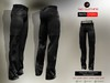 A&D Clothing - Pants -Citizen- Ebony