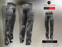 A&D Clothing - Pants -Citizen- Stone