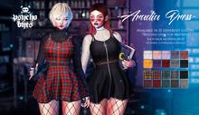 .{PSYCHO:Byts}. Aradia Dress - Fatpack