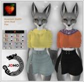 Apple Heart Inc. Scarlett Outfit w. Hud Fox