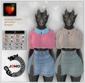 Apple Heart Inc. Scarlett Outfit w. Hud Dragon