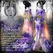 Falln Cho Kimono Purple