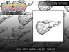 HILTED - Betta Drawing - Line Art - Full Perm Pack