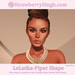 StrawberrySingh.com LeLutka-Piper  Shape