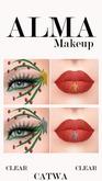ALMA Makeup - Christmas - Catwa