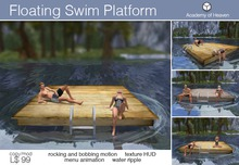 Floating Swim Platform