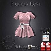 **Mistique** Franca Rose (wear me and click to unpack)