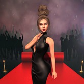 FREE Gift - *PS* - Perfect Shapes - Red Carpet Backdrop