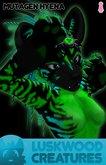Luskwood Tribal Mutagen Hyena Avatar - Female - Complete Furry Avatar