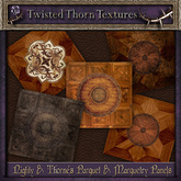 Nighty's & Thorne's Parquet & Marquetry Panels