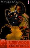 Luskwood Tribal Wildfire Hyena Avatar - Female - Complete Furry Avatar