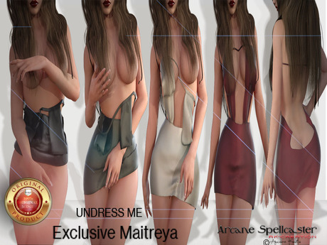 bag DEMO undress Princess  *Arcane Spellcaster* Ak-Creations