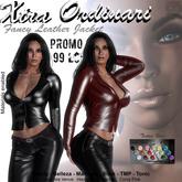 *XO* Fancy Leather Jacket