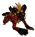 Hyena wildfire male standup1