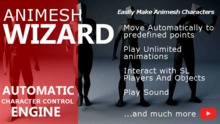 ! Animesh Wizard v1.0