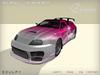 A.W. Pink Sport Car