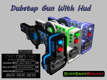 .:CD:. Dubstep Gun With Hud