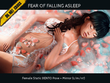 -DNC- Fear of Falling Asleep - Female Bento Pose