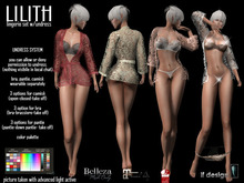 [lf design] Undress Lilith