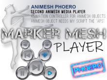 Animesh MARKER Mesh - Player by Phoero