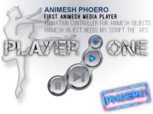 Animesh Player ONE by Phoero
