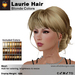 A&A Laurie Hair Blonde Colors V2,braided low bun mesh updo style