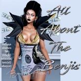 [bh] All About The Benjis Dress 100% Mesh Maitreya Slink Belleza Tonic eBody TMP Altamura