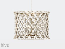 hive // dainty flower hanging light [wear to unpack]